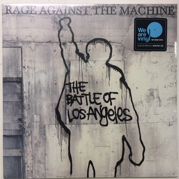 Rage Against The Machine - The Battle Of Los Angeles (180 Gram Vinyl + Download Card)