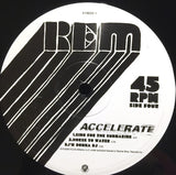 R.E.M. - Accelerate (180 Gram Double Vinyl At 45 RPM Gatefold Album + Bonus CD Album)