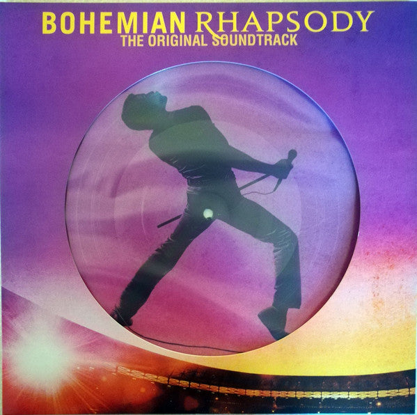 Queen - Bohemian Rhapsody (The Original Soundtrack) - Limited Edition (Double Picture Vinyl Compilation Album)