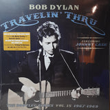 Dylan Bob Featuring Johnny Cash - Travelin' Thru: The Bootleg Series Vol. 15, 1967–1969 (Triple Vinyl Album)