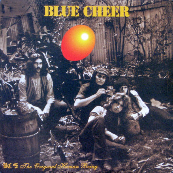 Blue Cheer - BC #5 The Original Human Being