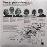 Galliard - Strange Pleasure - Limited Edition Of 500 Copies