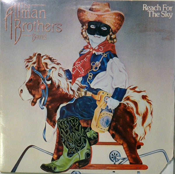 The Allman Brothers Band - Reach For The Sky (180 Gram Vinyl)