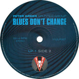 Peter Green Splinter Group - Blues Don't Change - Special Collector's Edition (Double Vinyl Gatefold Album)