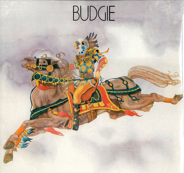 Budgie - Budgie - Limited Edition 500 Copies