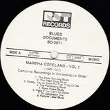 Martha Copeland - Vol.1: (1923-1927) Complete Recorded Works In Chronological Order (Remastered Vinyl Compilation Album - Mono)