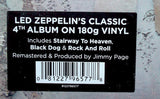 Led Zeppelin - Led Zeppelin IV (Remastered 180 Gram Gatefold Vinyl Album)
