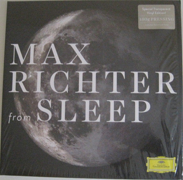 Max Richter - From Sleep (180 Gram Special Transparent Double Vinyl Edition + Download Card)