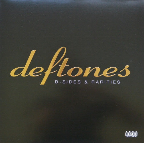 Deftones - B-Sides & Rarities - Limited Edition (Gold Vinyl Gatefold Compilation Album + Gold Etched Vinyl Single Sided Compilation + DVD-Video)