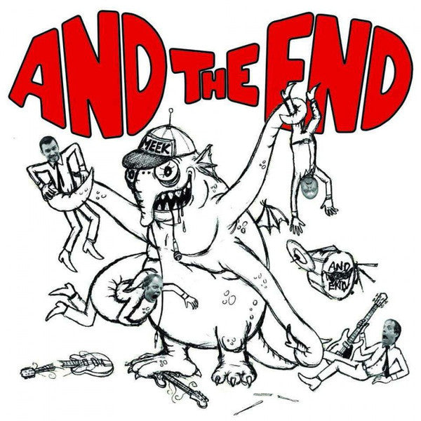 And The End - And The End - Limited Edition (Numbered Album)