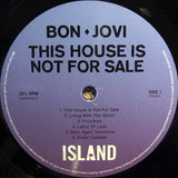 Bon Jovi - This House Is Not For Sale (Gatefold Vinyl Album)