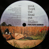 Pink Floyd - The Final Cut (180 Gram Remastered Heavyweight Vinyl Gatefold Album)