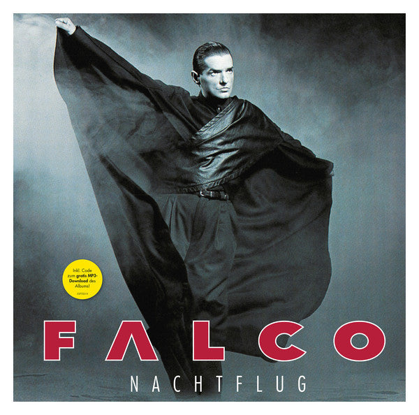 Falco - Nachtflug (Vinyl + MP3 Download Code)