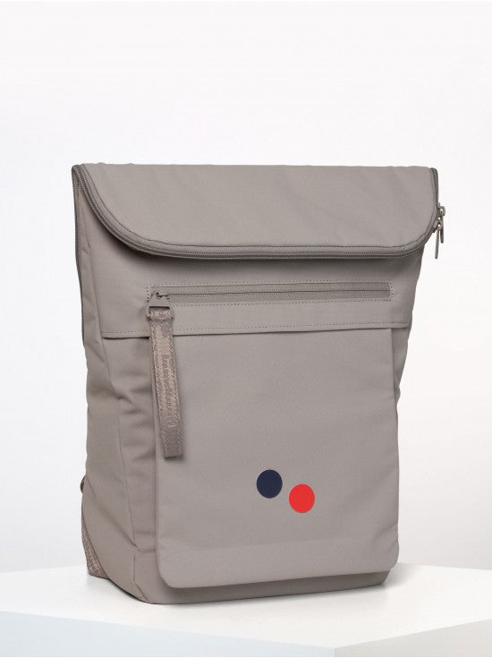 Pinqponq - Backpack Klak - Cement Taupe
