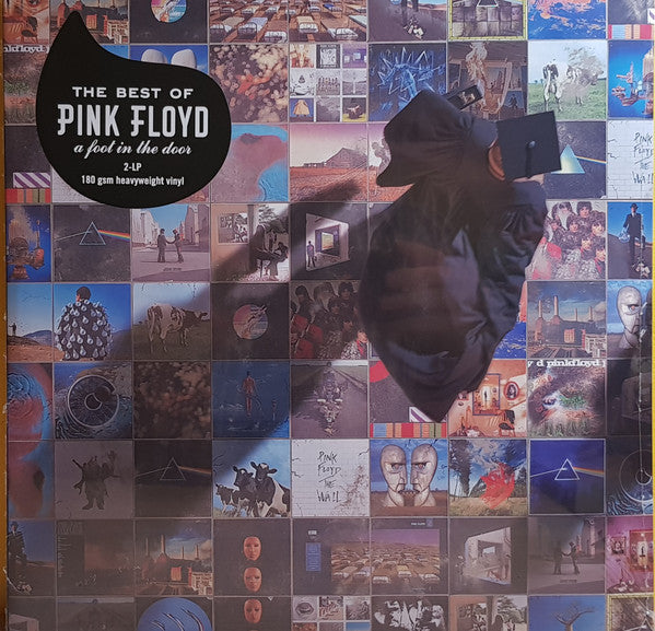 Pink Floyd - A Foot In The Door (The Best Of Pink Floyd) (180 Gram Double Vinyl Album)