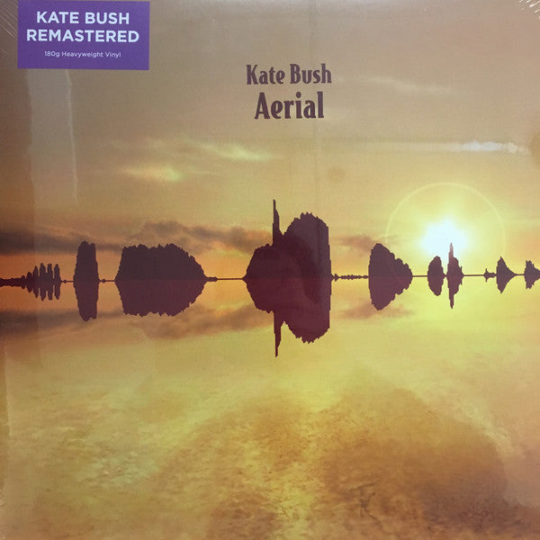 Bush Kate - Aerial (Remastered 180 Gram Double Vinyl Album)