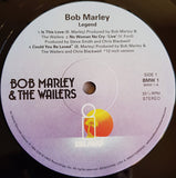 Marley Bob & The Wailers - Legend: The Best Of - 35th Anniversary Limited Edition (180 Gram Vinyl Album)