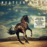 Bruce Springsteen - Western Stars - Limited Edition (Double Blue Vinyl Album)