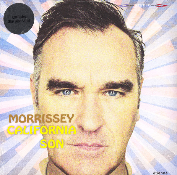 Morrissey - California Son (Blue Vinyl)