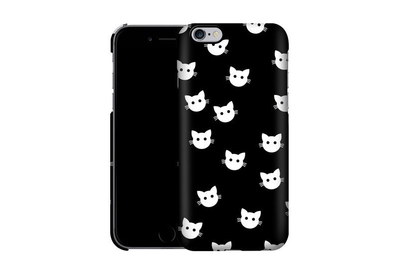 Caseable - Designový ochranný kryt na IPhone 6 Plus a 6s Plus - Cat Pattern by Caseable Designs
