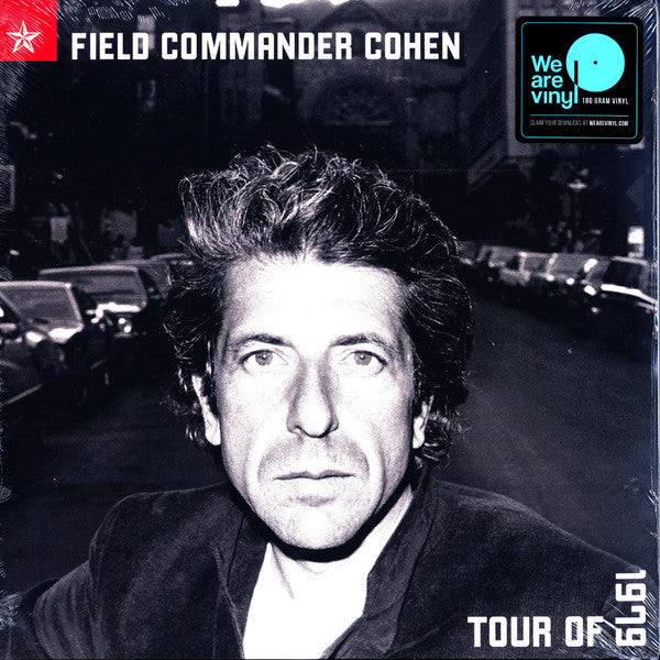 Leonard Cohen - Field Commander Cohen - Tour of 1979 (180 Gram Double Vinyl Album)