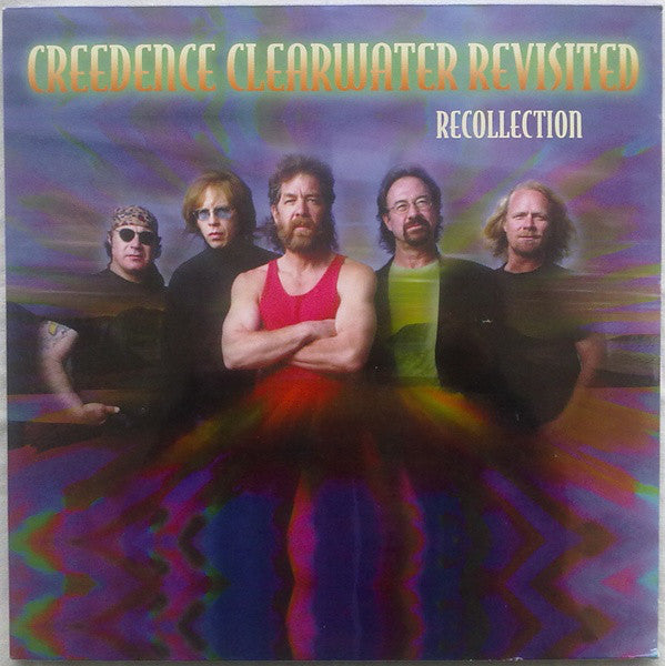 Creedence Clearwater Revisited - Recollection (Triple Vinyl Album)