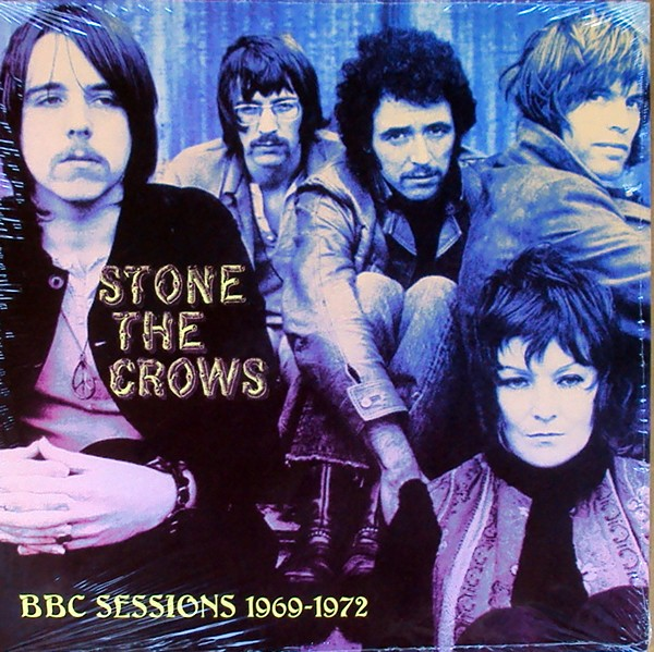 Stone The Crows - BBC Sessions 1969-1972