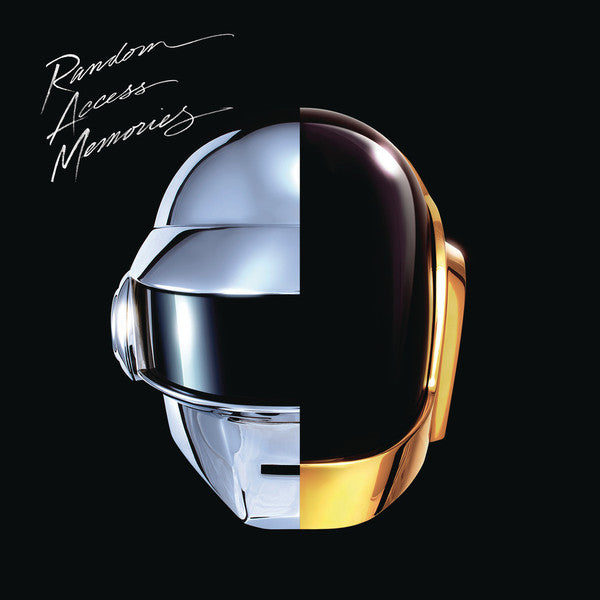 Daft Punk - Random Access Memories (180 Gram Double Vinyl Album)
