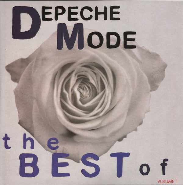 Depeche Mode - The Best Of (Volume 1) (Triple Vinyl Album)