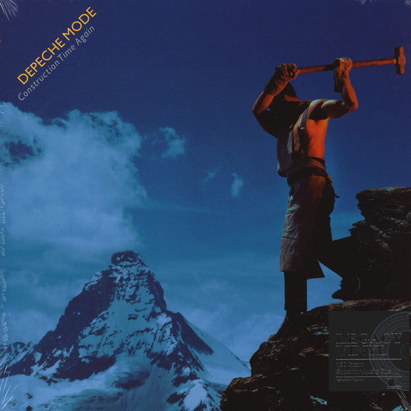 Depeche Mode - Construction Time Again (180 Gram Vinyl)