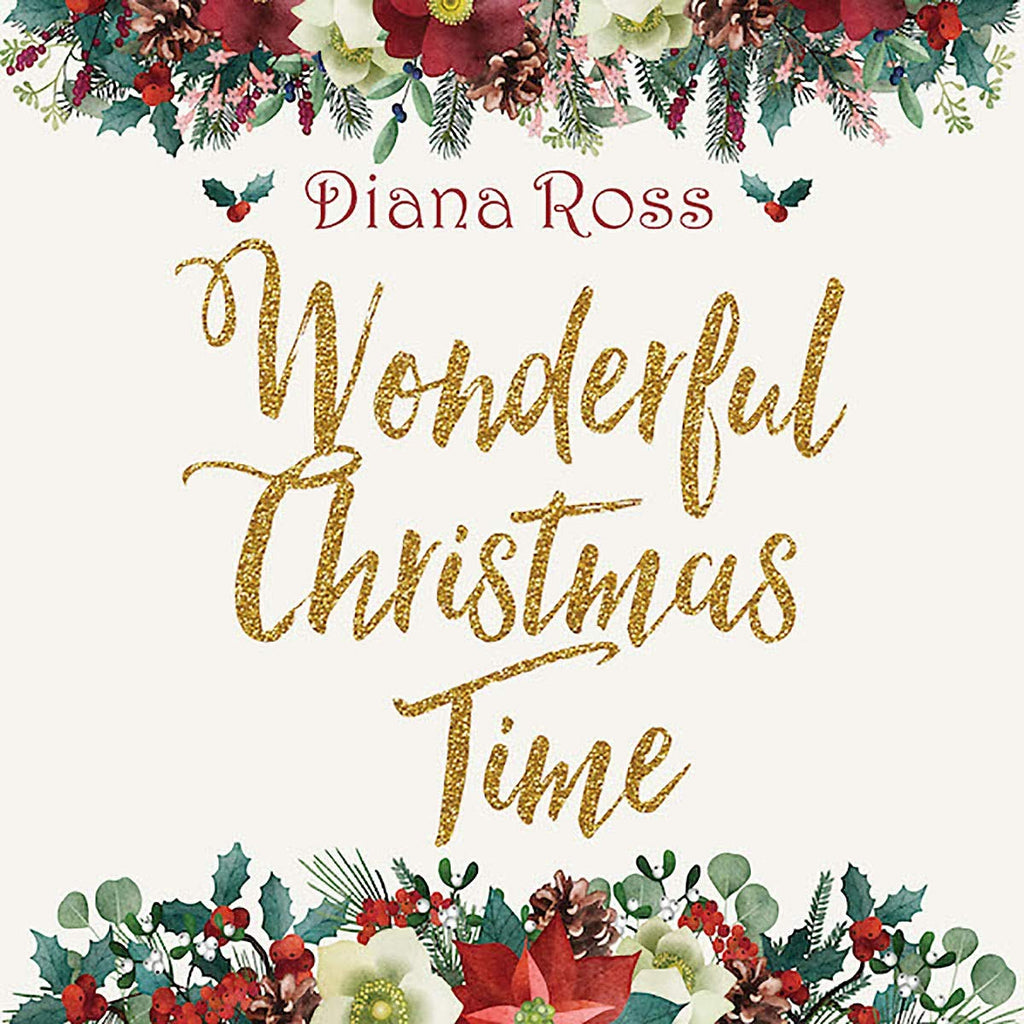 Diana Ross - Wonderful Christmas Time (Double Vinyl Album)