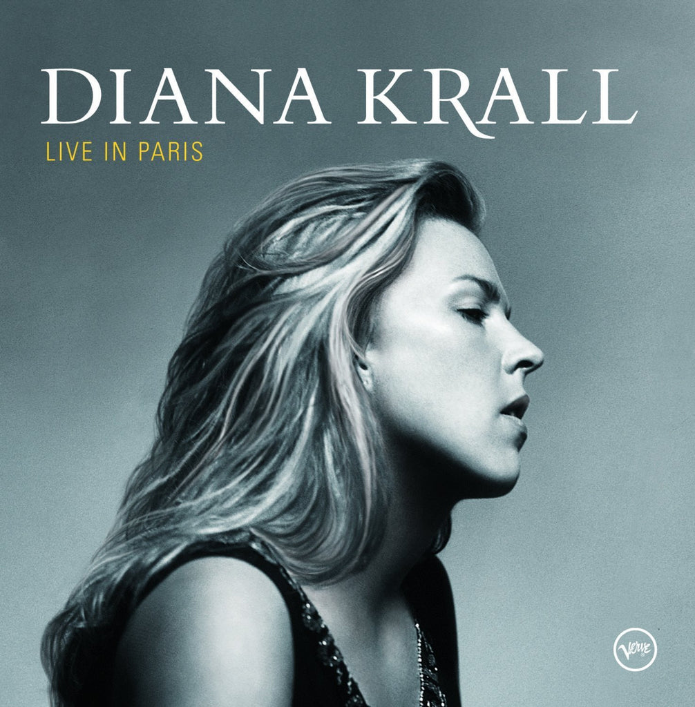 Diana Krall - Live In Paris (180 Gram Double Vinyl Album)