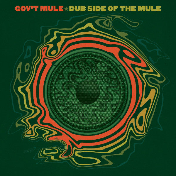 Gov't Mule - Dub Side Of The Mule (180 Gram Double Vinyl Album)