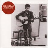 Bob Dylan - Live At Carnegie Chapter Hall, New York City, November 4, 1961 (Double Vinyl Album)