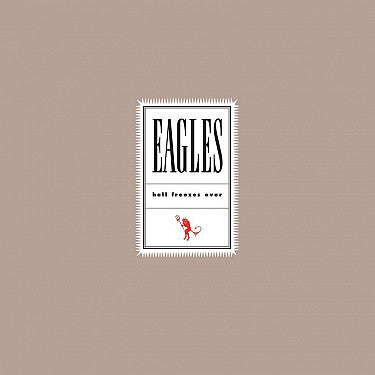 Eagles - Hell Freezes Over - 25th Anniversary (Remastered 180 Gram Double Vinyl Album)