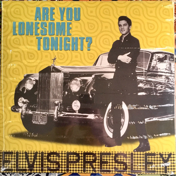 Presley Elvis - Are You Lonesome Tonight? (180 Gram Vinyl)