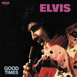 Presley Elvis - Good Times - Limited Edition (180 Gram Transparent Blue Vinyl)