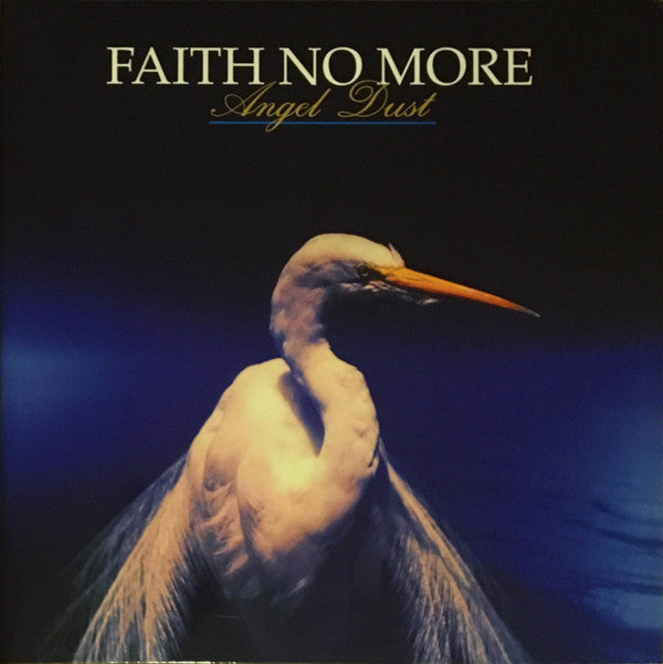 Faith No More - Angel Dust (180 Gram Double Vinyl Album)