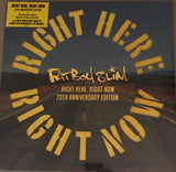 Fatboy Slim - Right Here Right Now - 20th Anniversary Edition - 12'' Yellow Vinyl