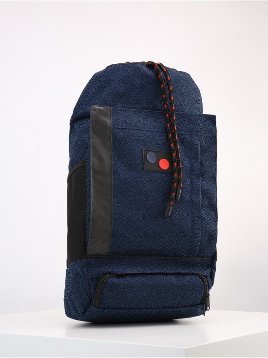 Pinqponq - Backpack Blok Medium - Vivid Ocean