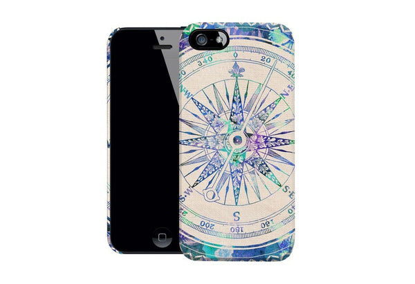 Caseable - Designový ochranný kryt na IPhone 5 a 5s - Follow Your Own Path by Bianca Green