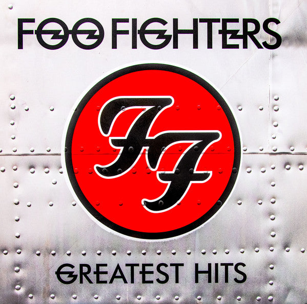 Foo Fighters - Greatest Hits (Double Vinyl  Album)