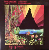 Mountain - Live: The Road Goes Ever On (Double Vinyl Gatefold Album)