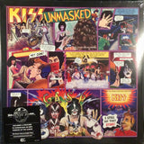 Kiss - Unmasked (180 Gram Heavyweight Vinyl + MP3 Download Voucher)