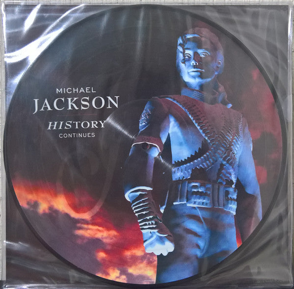 Jackson Michael - History (Double Picture Vinyl Album)