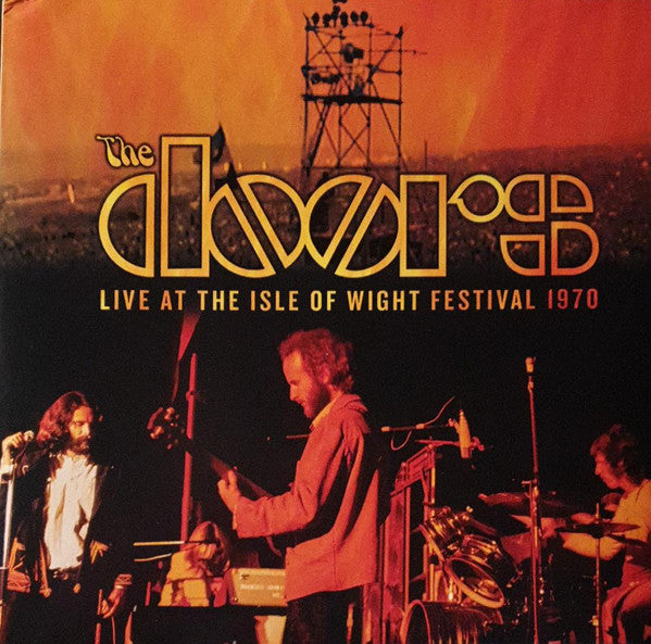 Doors -  Live At The Isle Of Wight Festival 1970 (180 Gram Double Vinyl Album) Record Store Day
