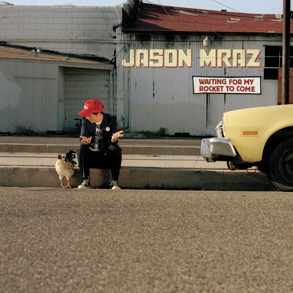 Jason Mraz - Waiting For My Rocket To Come (Vinyl Album + Single Sided)