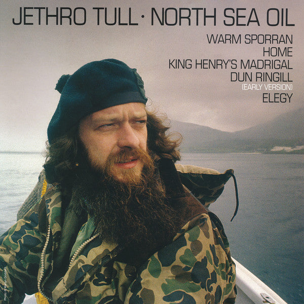 "Jethro Tull  - North Sea Oil - Record Store Day (10"" Vinyl Album)"