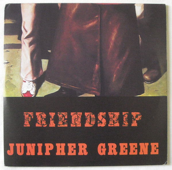 Junipher Greene - Friendship (Double Vinyl Album)