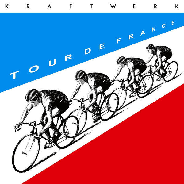 Kraftwerk - Tour De France (180 Gram Double Vinyl Album)